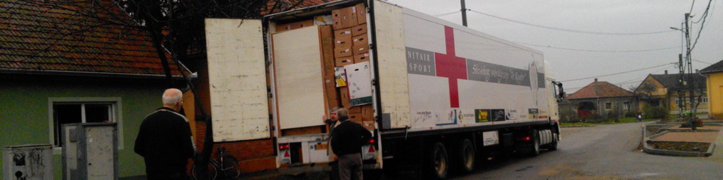 Stichting Werkgroep de Ruyter, hulp aan Oost-Europa